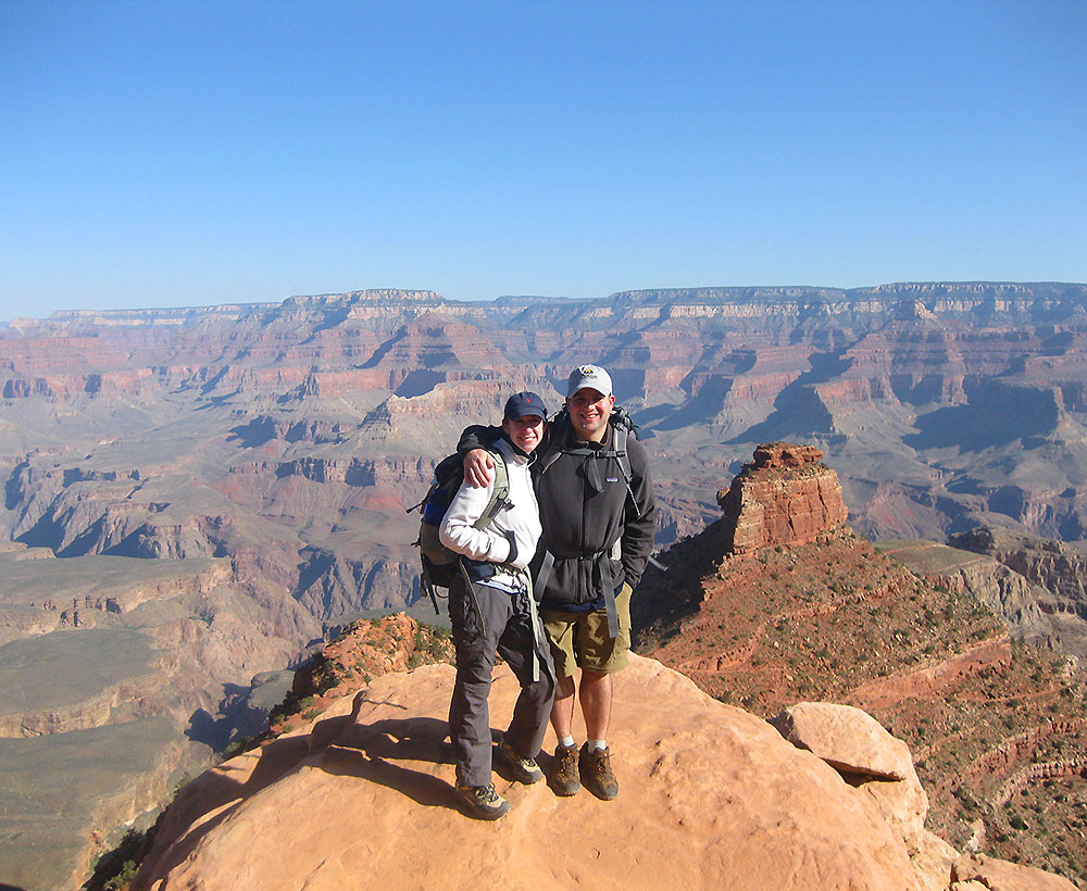 Grand Canyon Day Hikes