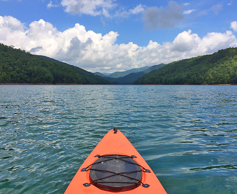 Smoky Mountain Hiking Kayak and Hike Tours