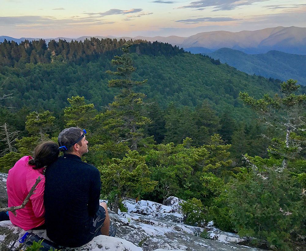 Great Smoky Mountains Portered Trips
