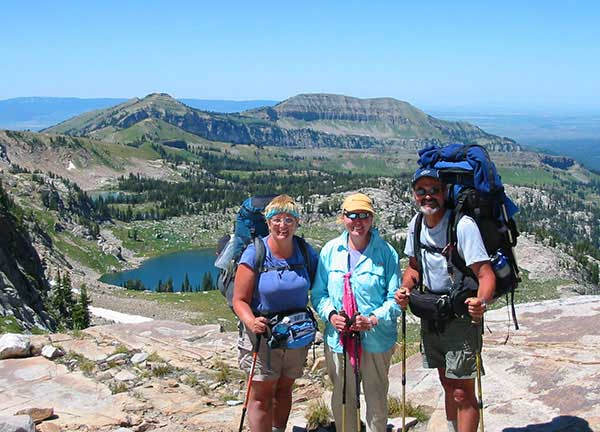 Jackson Hole Backpacking Trips