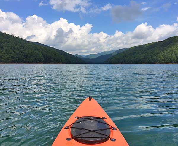 Great Smoky Mountains Kayak Tours