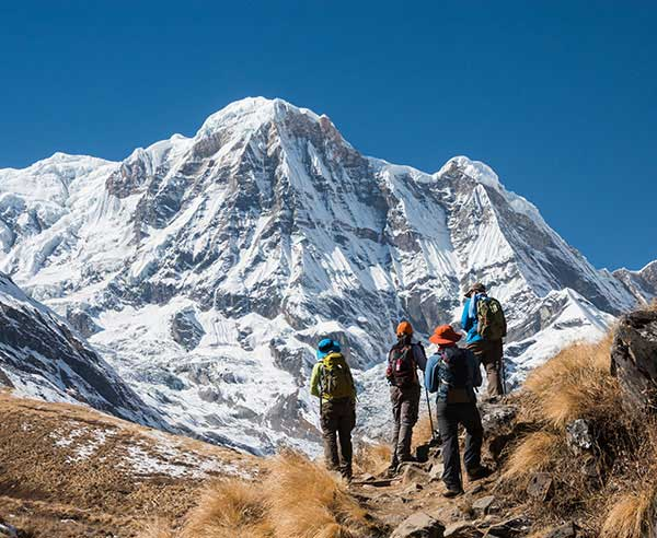 Nepal Hiking Tours
