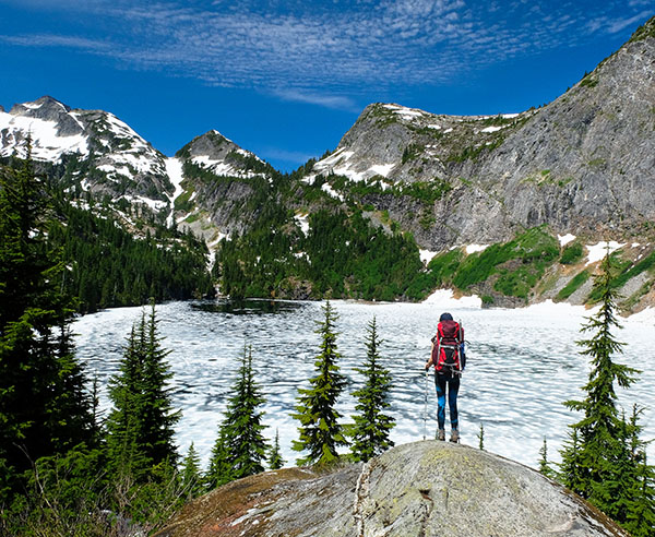 North Cascades Backpacking Trips