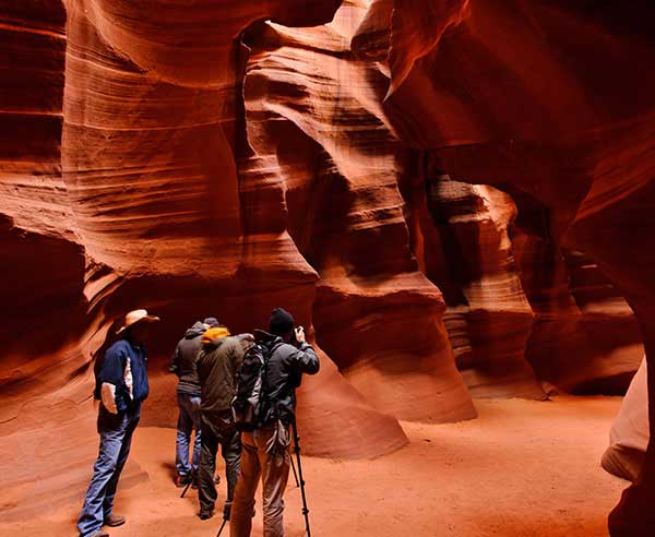 hiking and photography tours