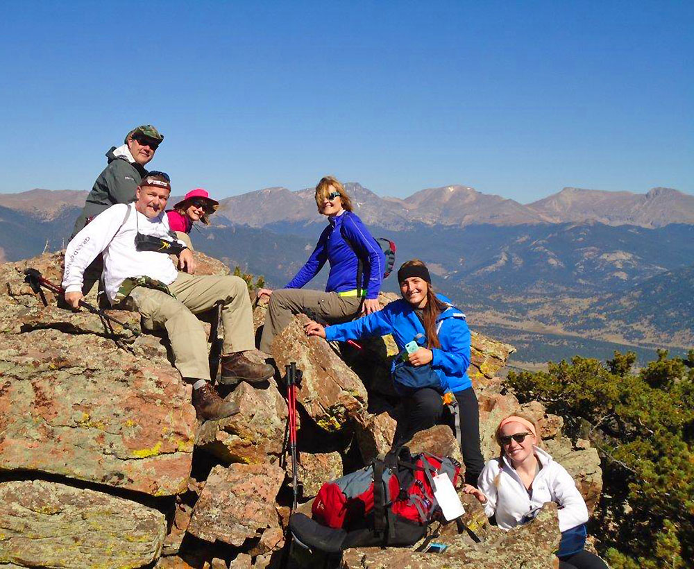 Rocky Mountain Day Hiking Tours