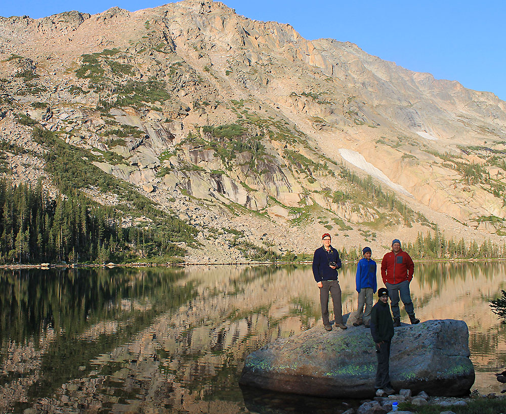 Rocky Mountain National Park Portered Trips