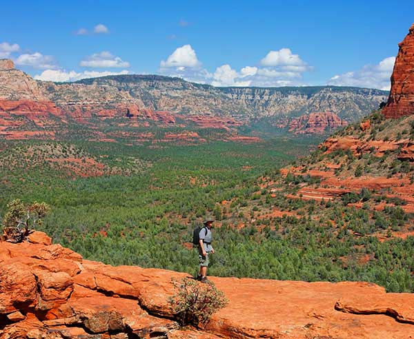 Sedona Backpacking Tours