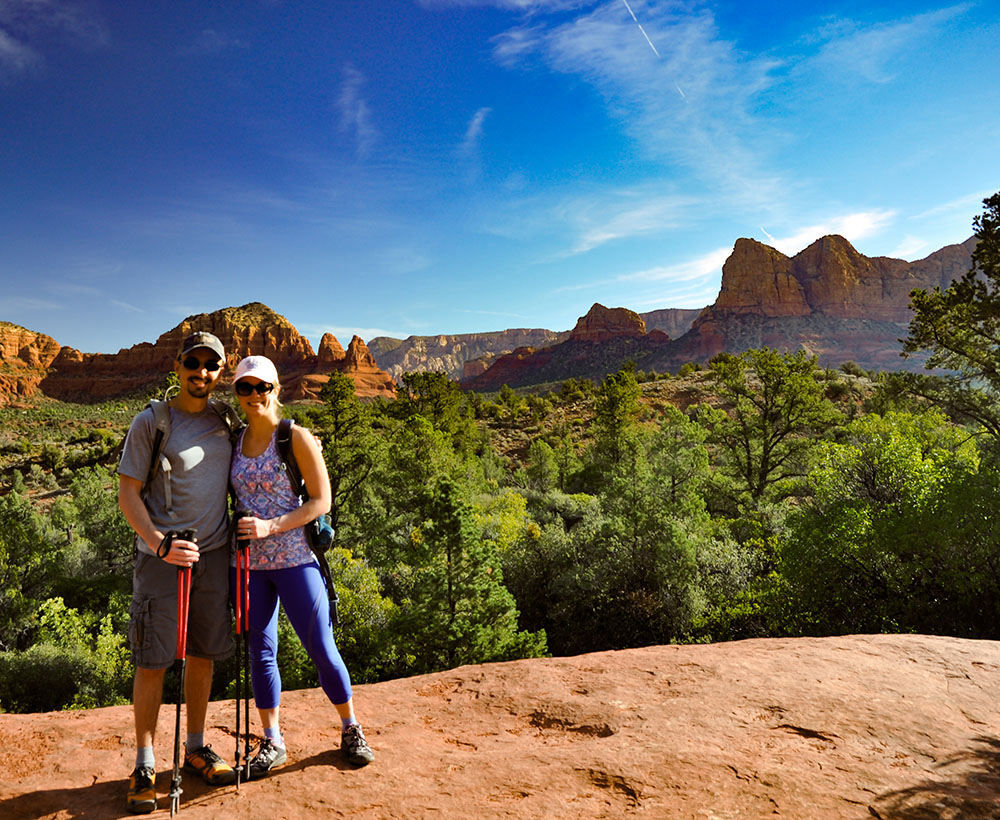 Sedona Day Hike Tours