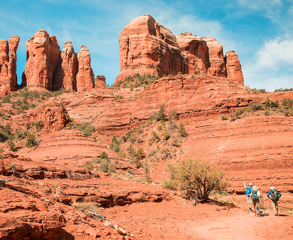 Inn-based Sedona Hiking Tours