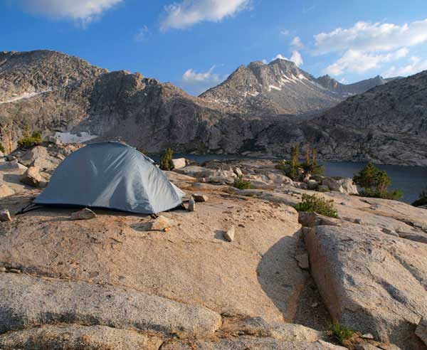 Sequoia - Kings Canyon backpacking trips