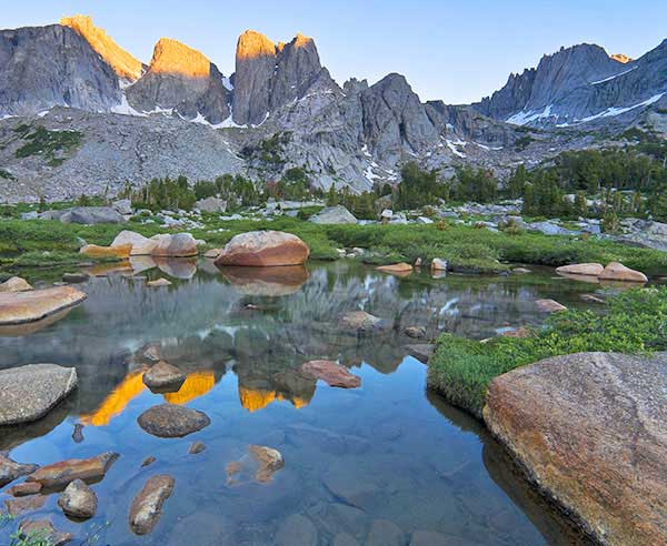 Wind River Range and Jackson Hole Hikes