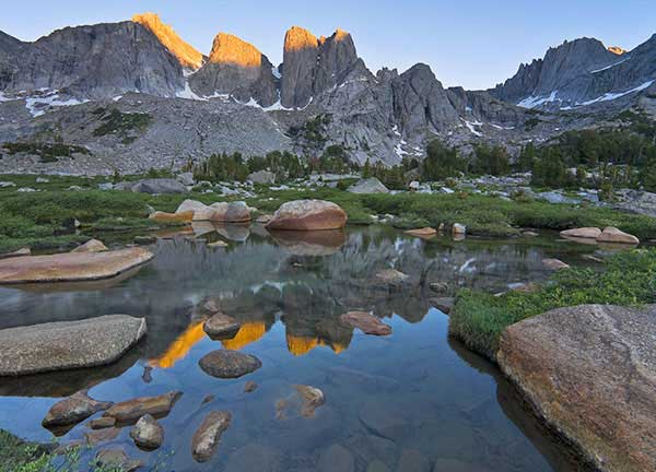 Wind River Range Backpacking Tours