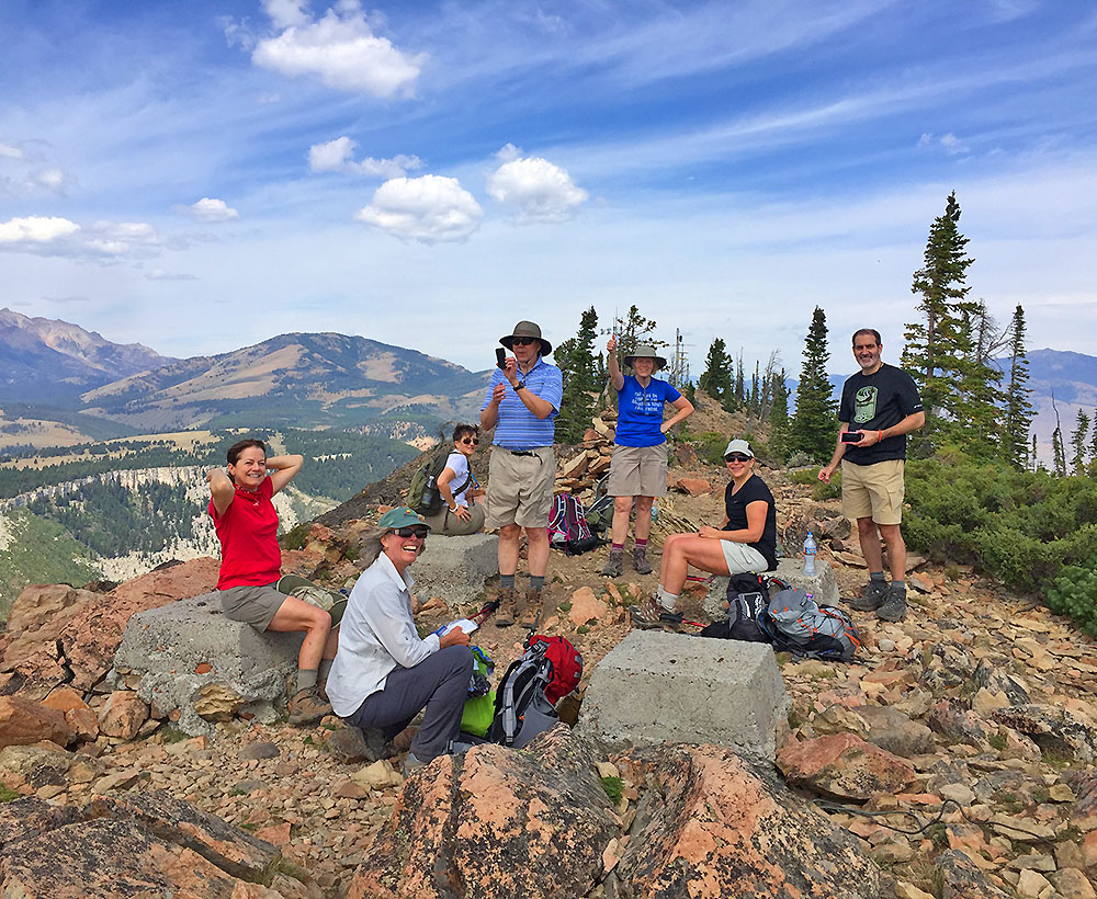 Inn-based Yellowstone Hiking Trip