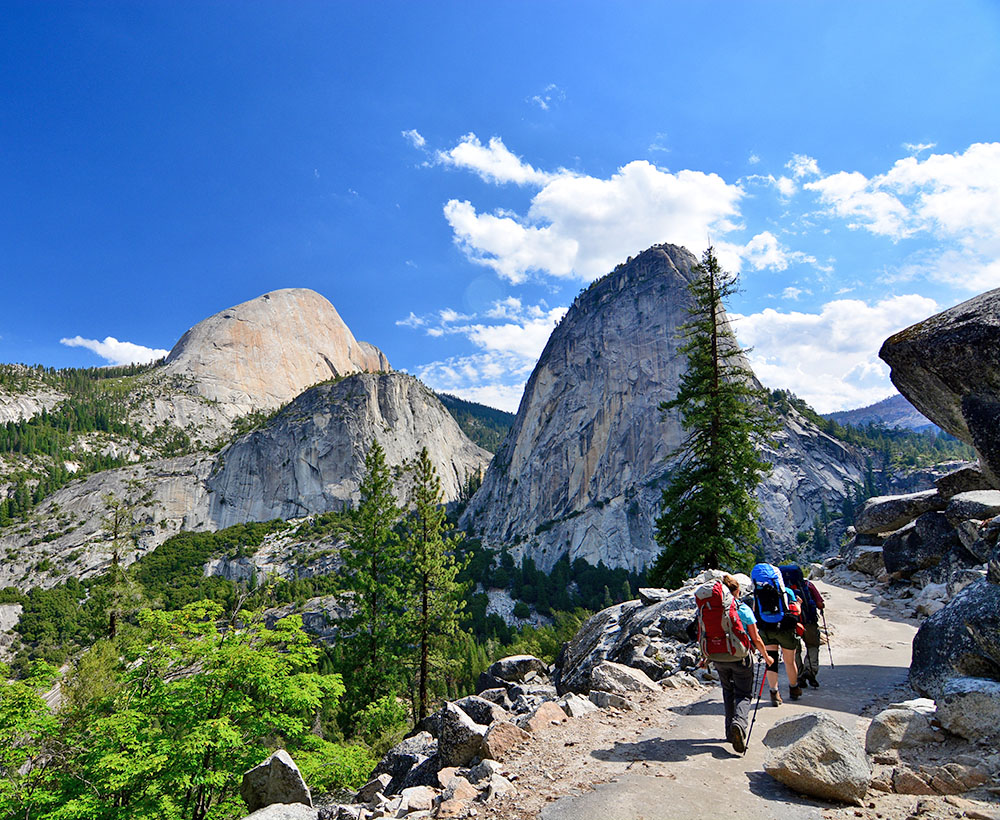 Yosemite Backpacking Trips