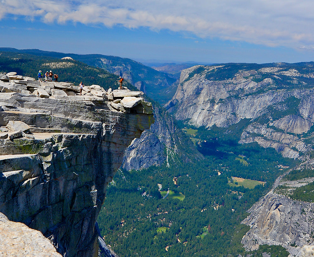 Yosemite Backpacking Tours
