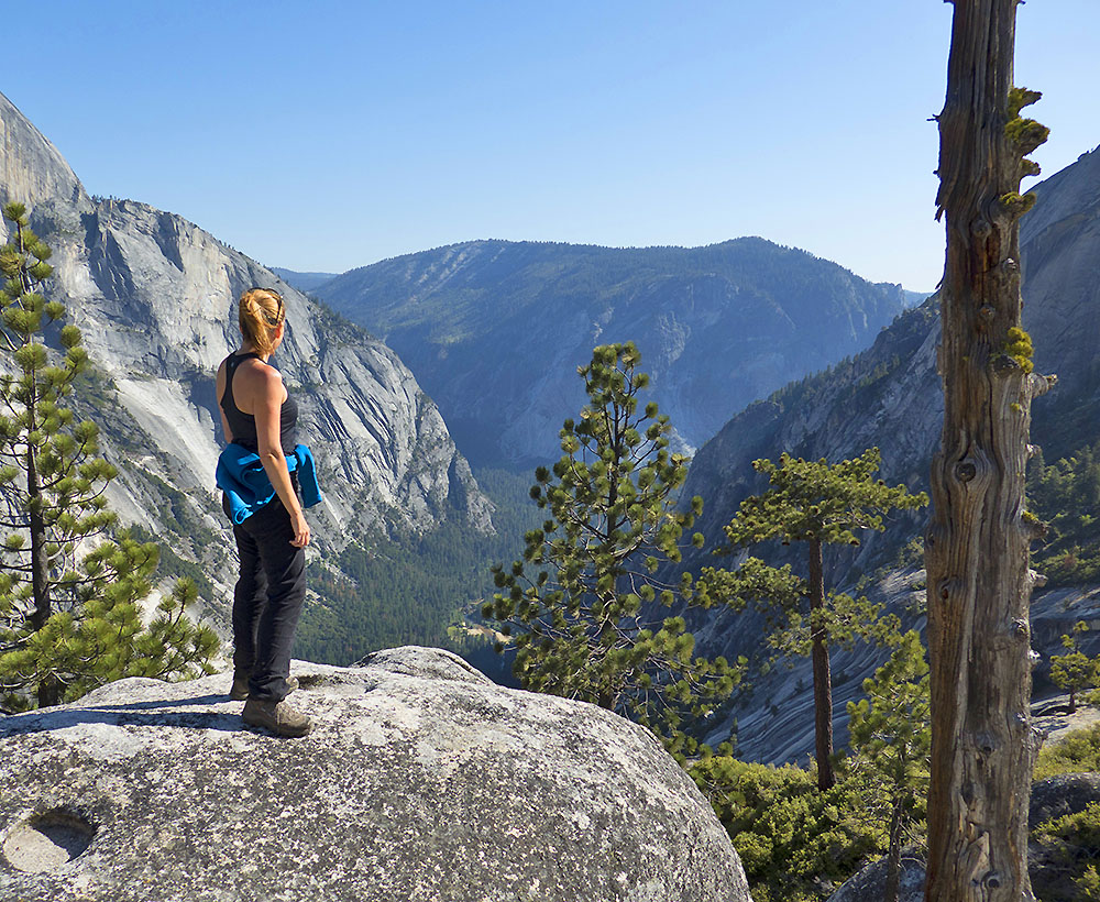 Yosemite Portered Hiking Tours
