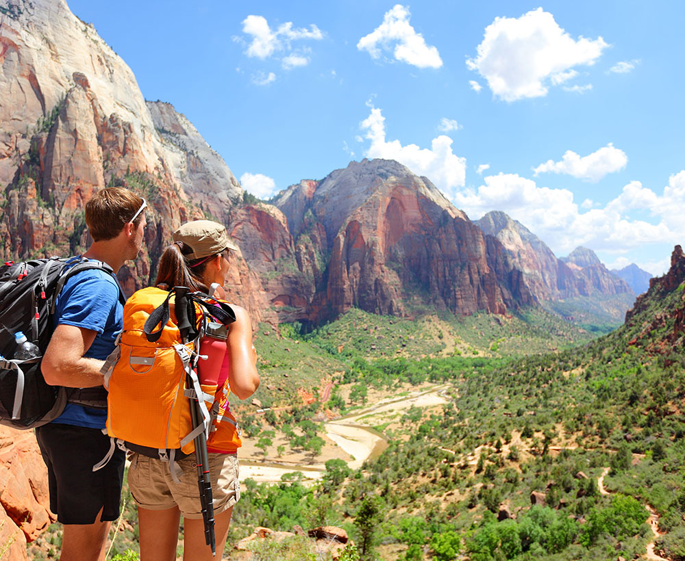 Zion Day Hike Tours