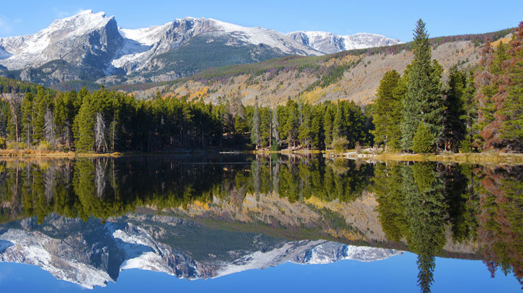 Colorado Rockies Autumn Exploration Day Hike