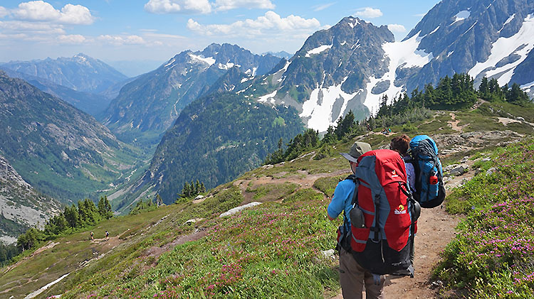 Enchanted Valley Backpacking Trip