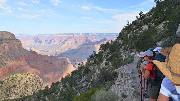 Hermit Trail Hike