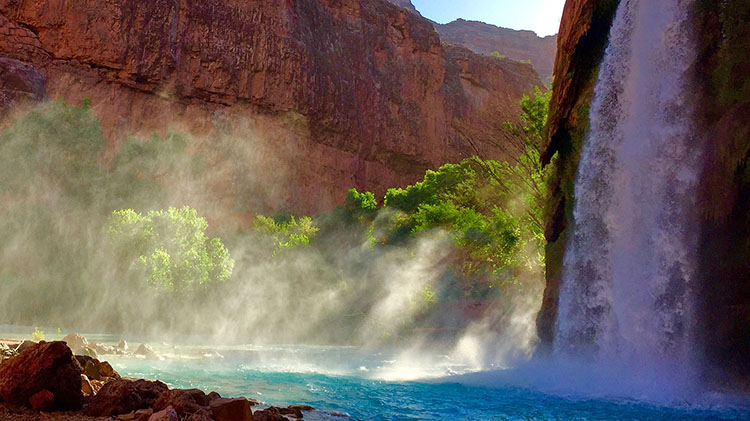 Havasu Falls Gear Rental Package