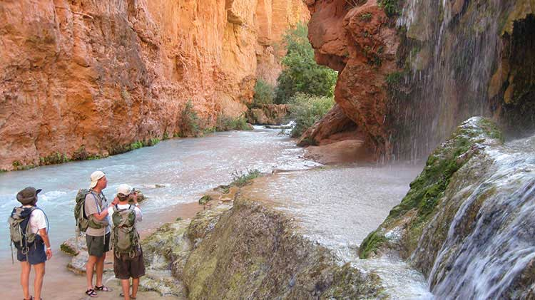 Havasupai Spring Break Tour