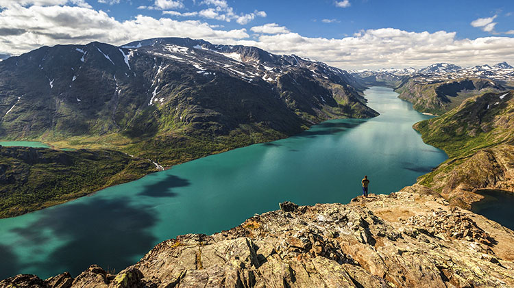 Norway Backpacking Trip