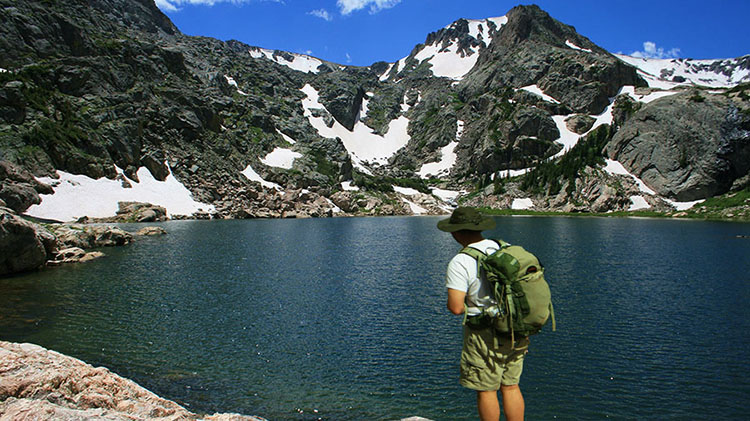 Thunder Lake Backpacking Trip