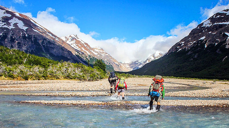 Parque Patagonia Backpacking Trek