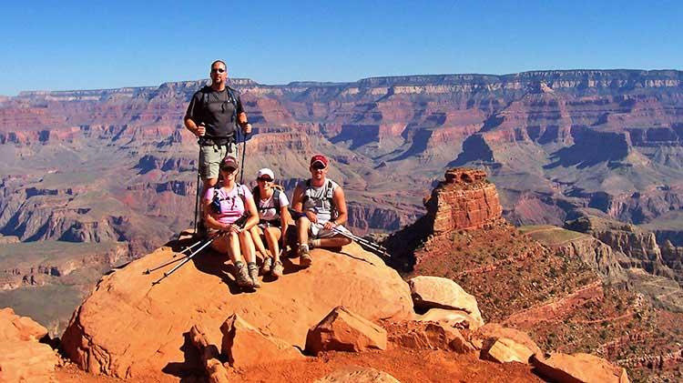 Phantom Ranch Hiking Tour