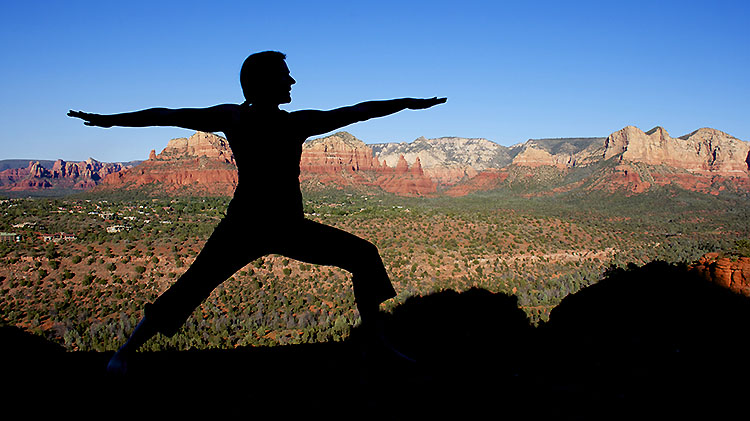 Sedona Hiking & Restorative Yoga