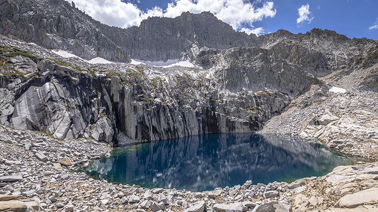 High Sierra Trail and the Great Western Divide Backpacking Trip