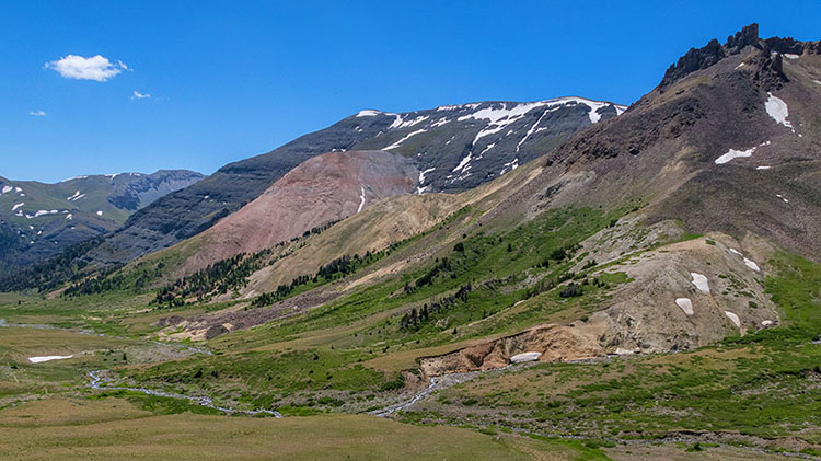 Wyoming Alpine Wonders
