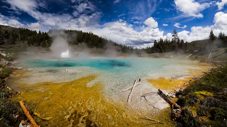 Yellowstone Hiking Photography Tour