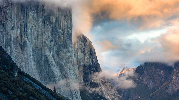 Yosemite Spring/Fall Basecamp Tour