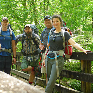 Smokies hiking tours