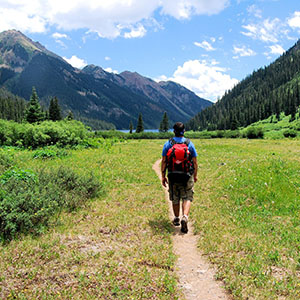 Rocky Mountain hiking tours