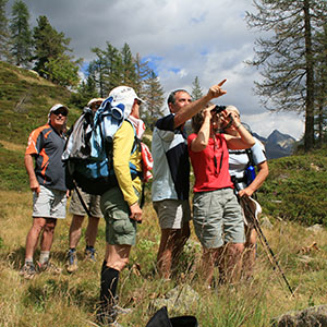 hiking tour company